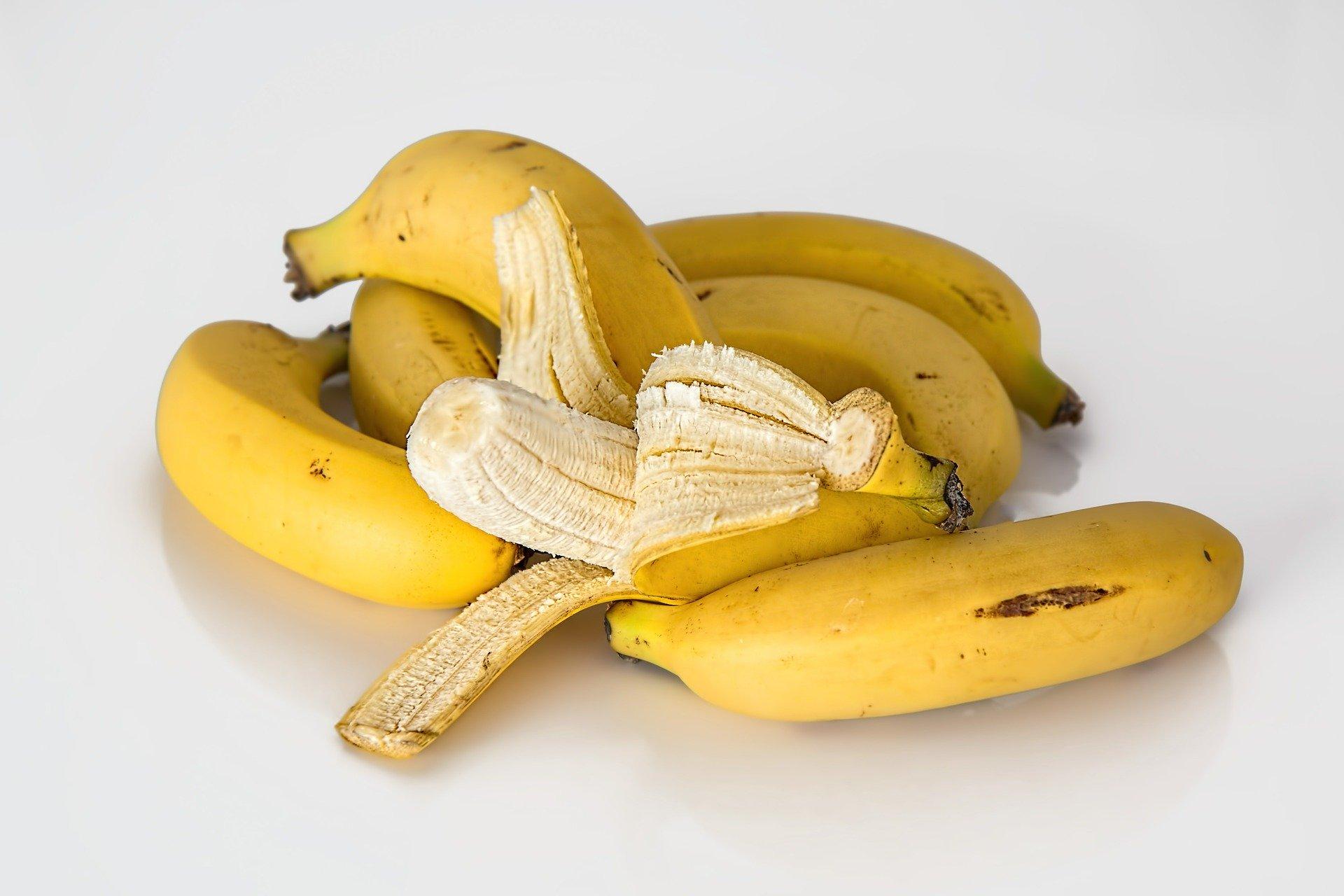 バナナに美容効果はあるのか