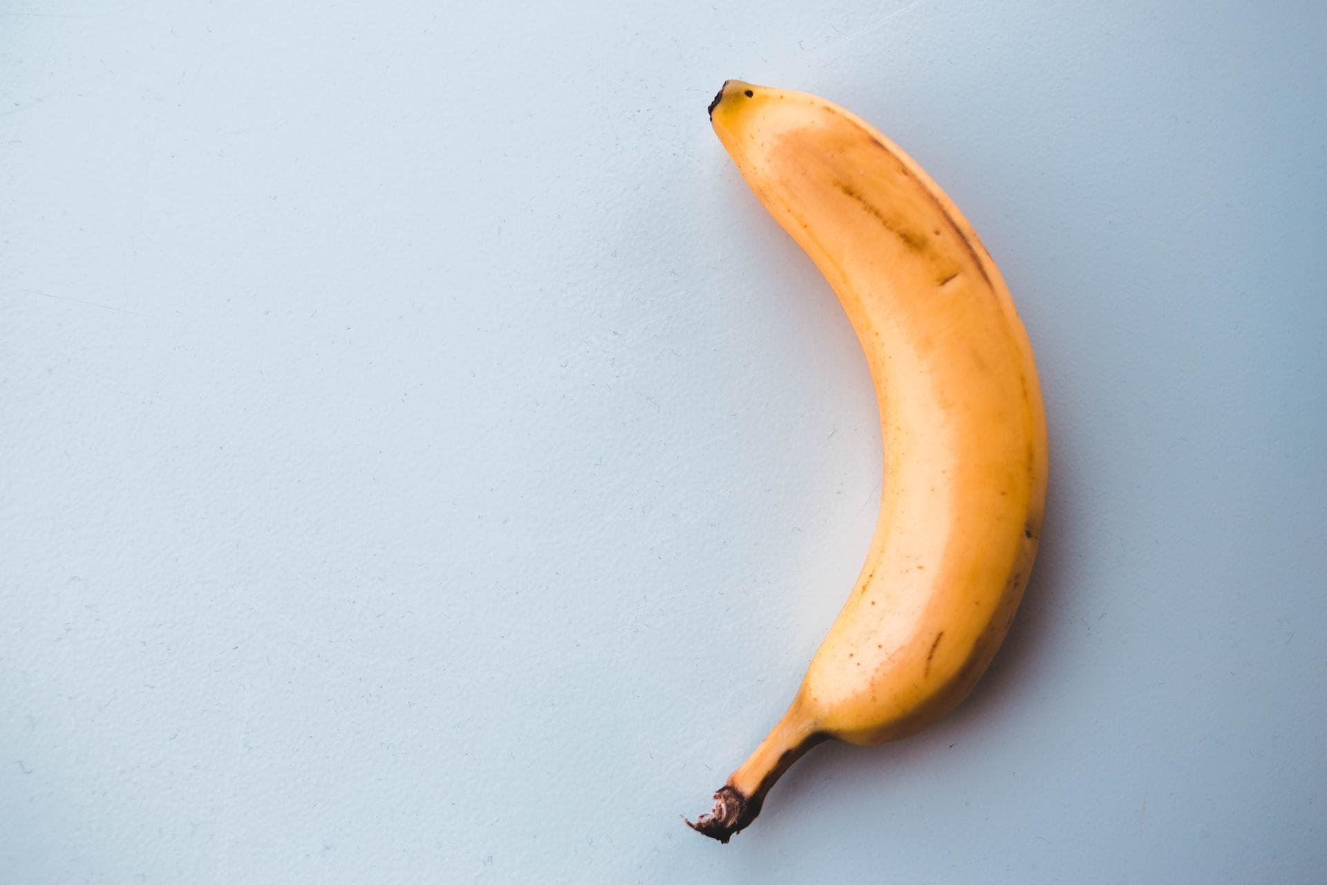 美肌に嬉しいバナナの成分2つ