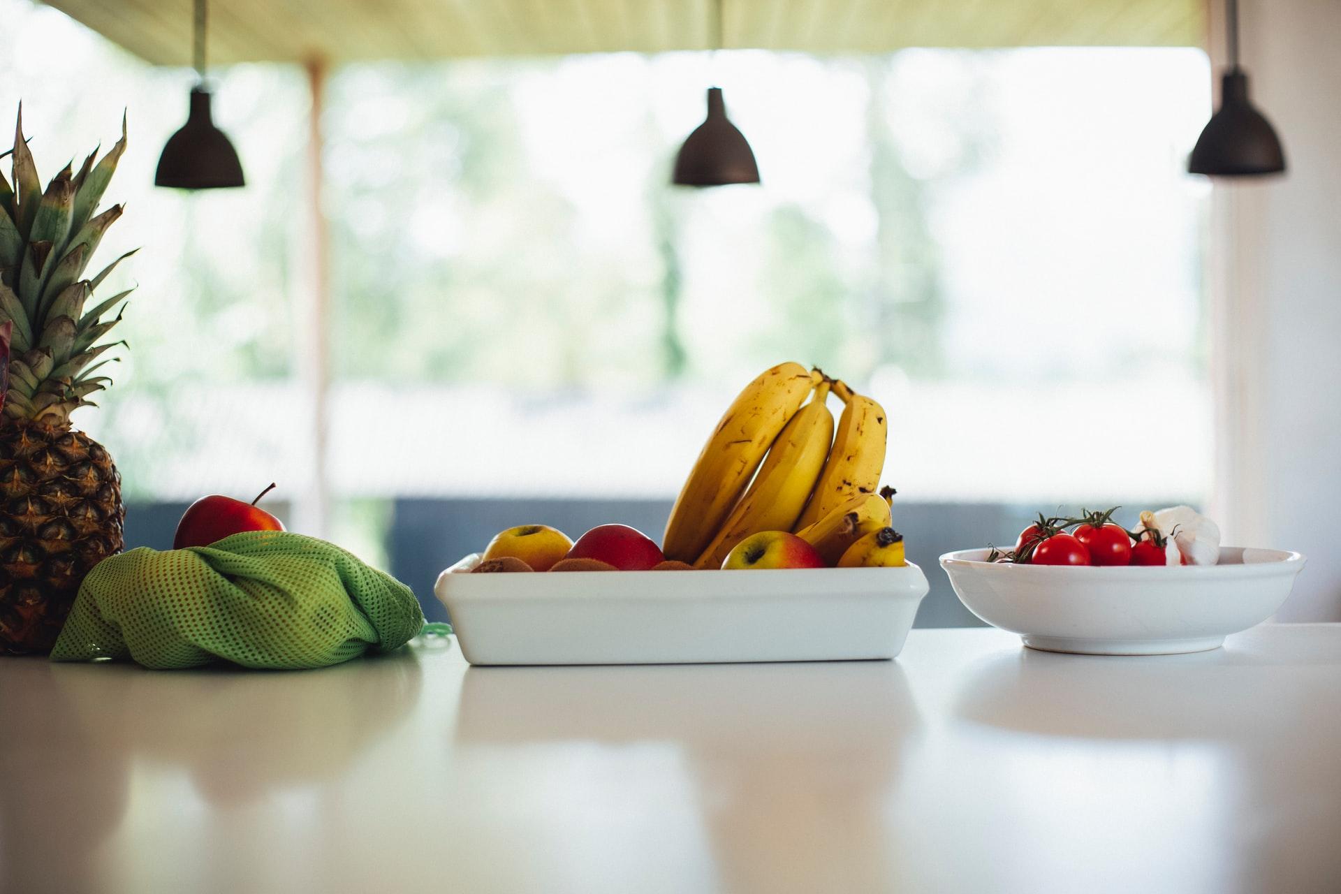 バナナの簡単美容レシピ