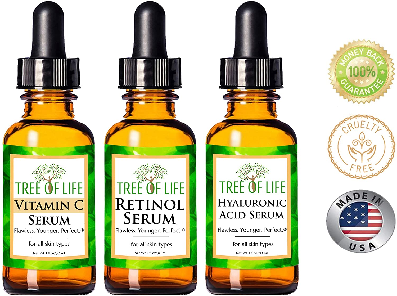 Tree of Life Beautyは安くて高品質な美容液