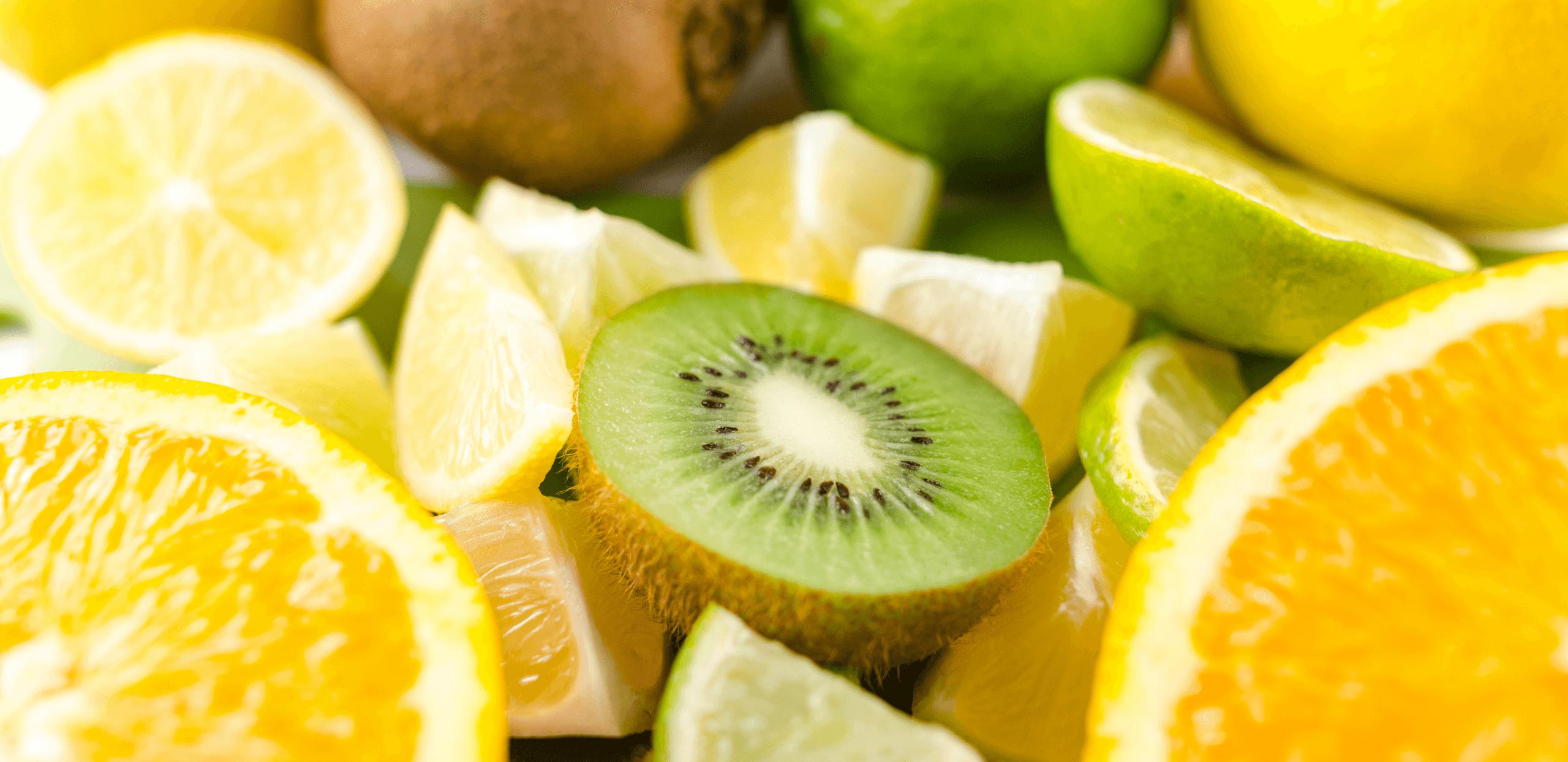 【ニキビの生活習慣】ビタミンCをこまめに摂取