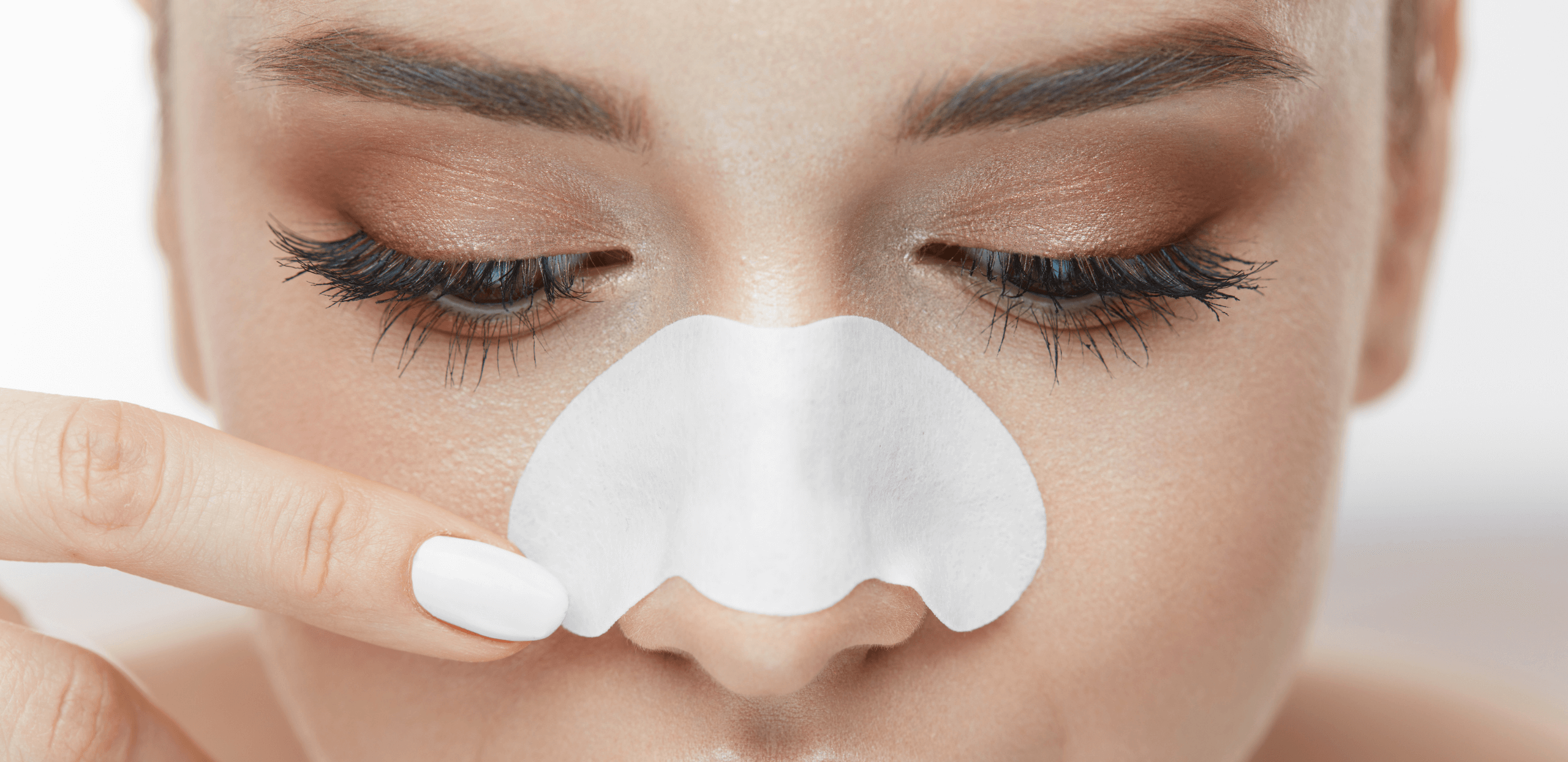 鼻の黒ずみを1日で取る方法